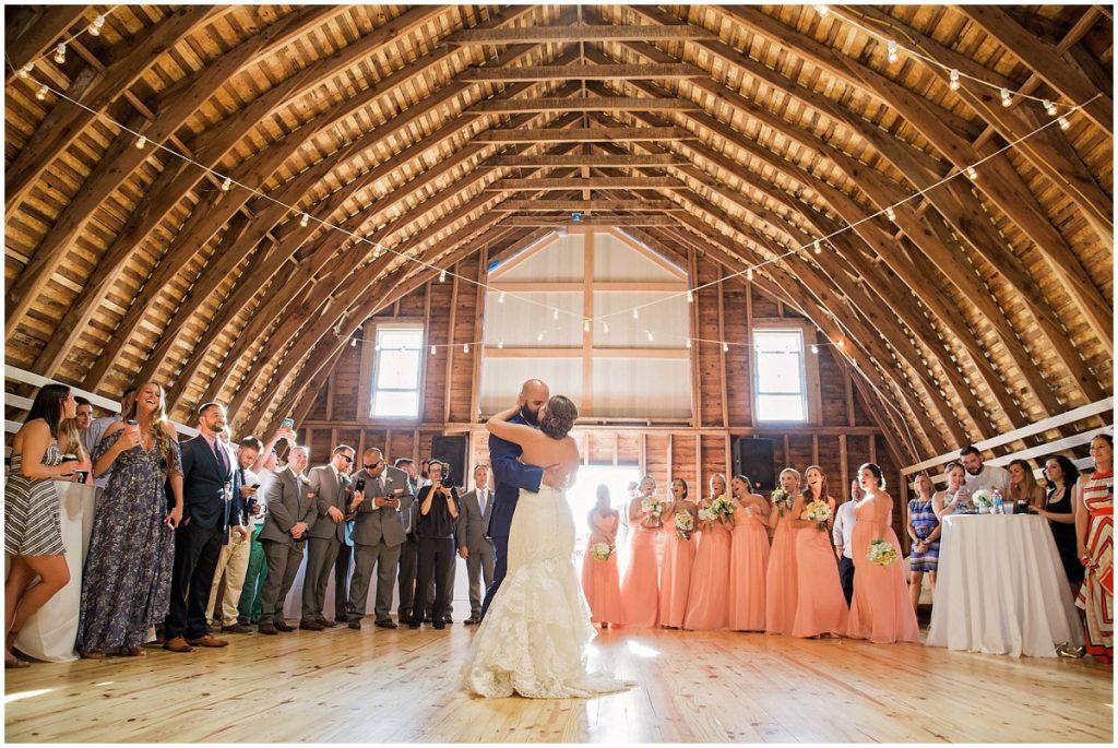 townsend barn, Lewes Delaware Wedding