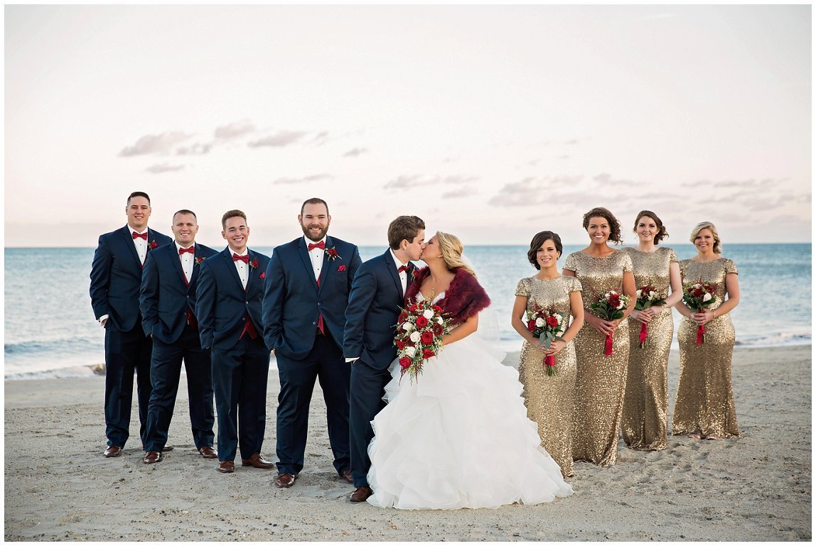 Atlantic Sands Rehoboth Wedding