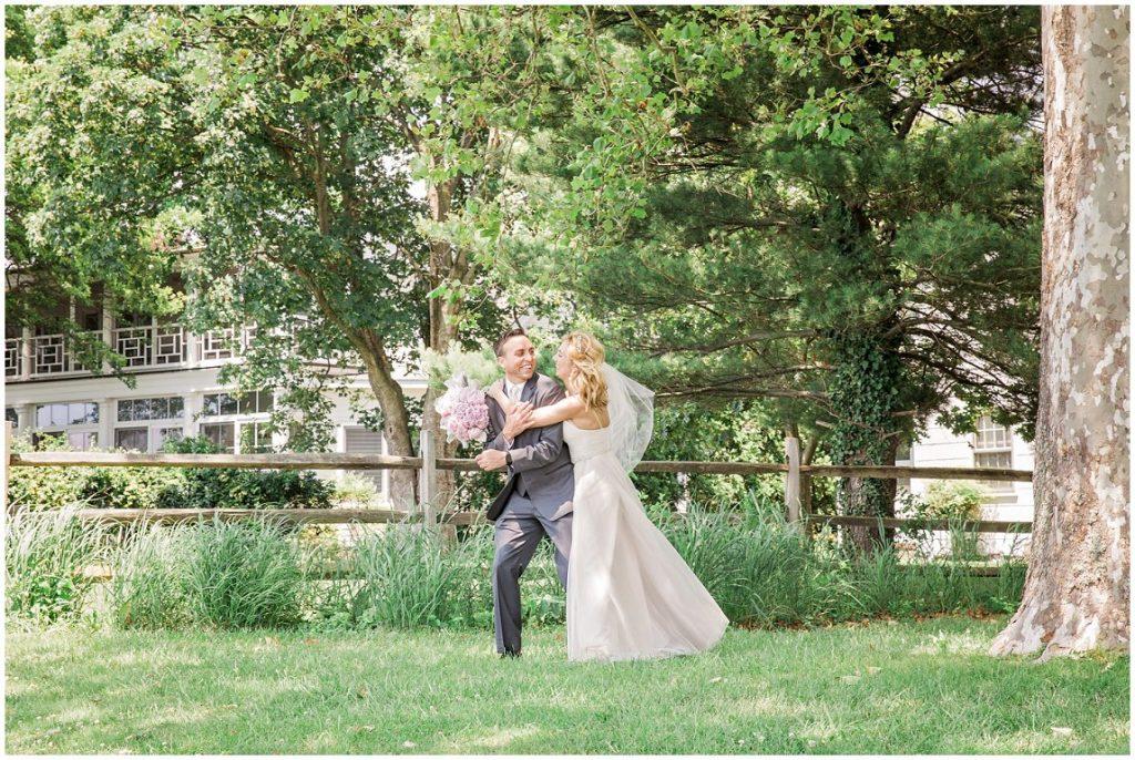 Eastern shore wedding Tred Avon Yacht Club