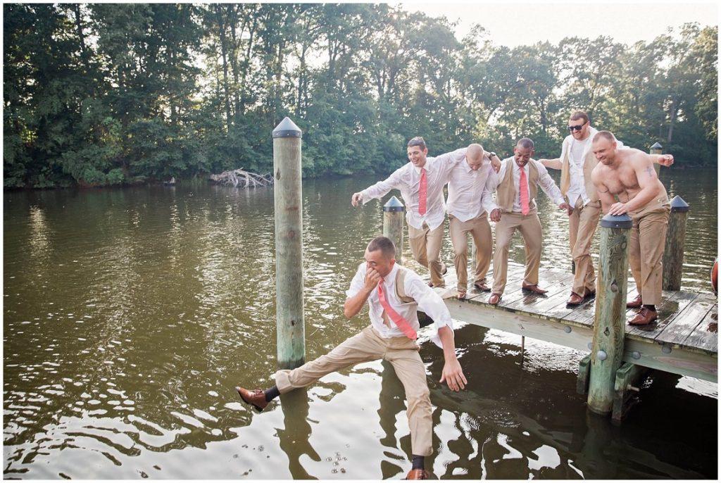 Wye Island Wedding