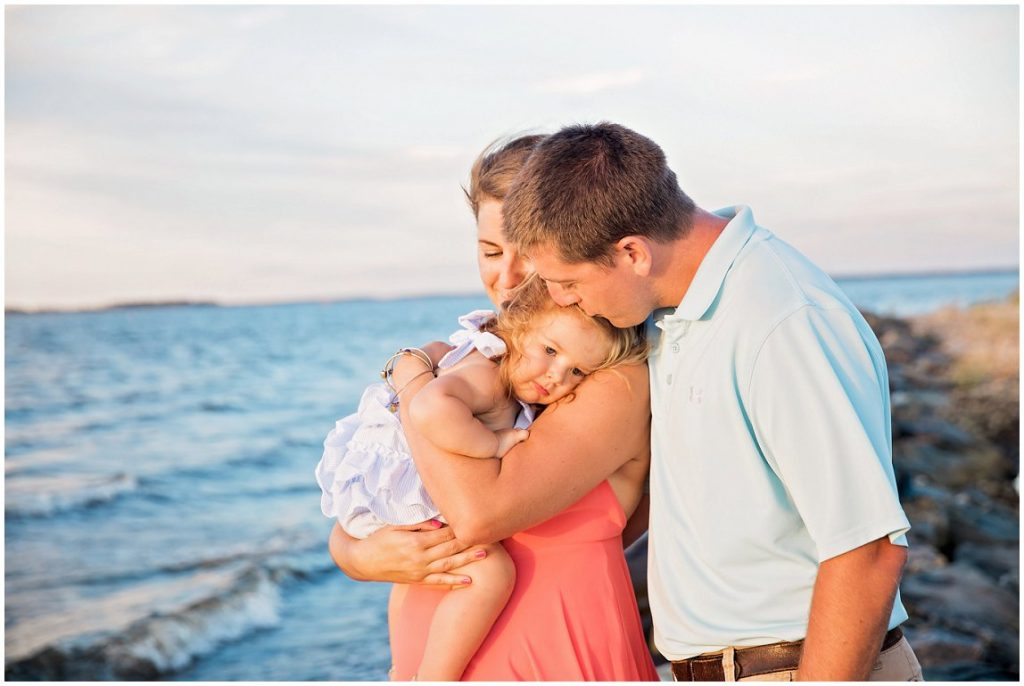 Ferry Point Park MD Family Photos
