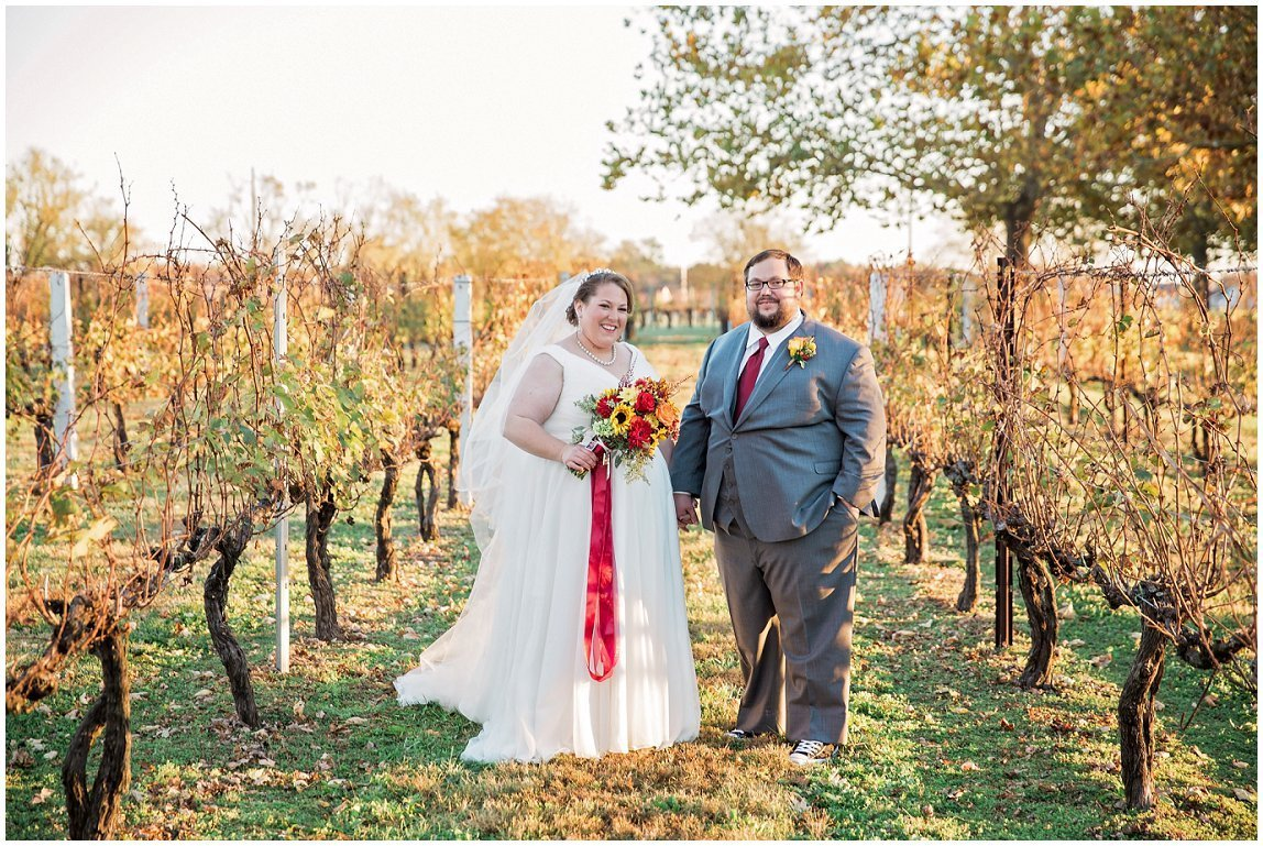 St. Edmond Church Lewes DE nassau vineyard wedding