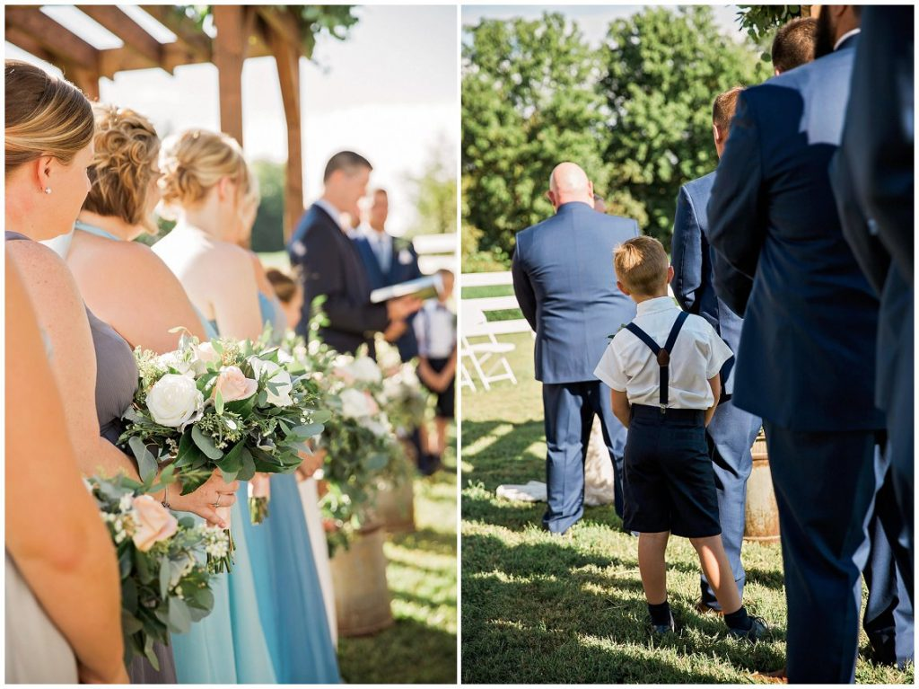 Possum Point Farm Wedding Eastern Shore Maryland
