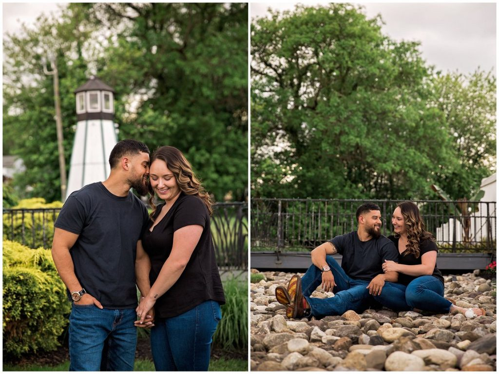 The Wellwood Engagement Photos