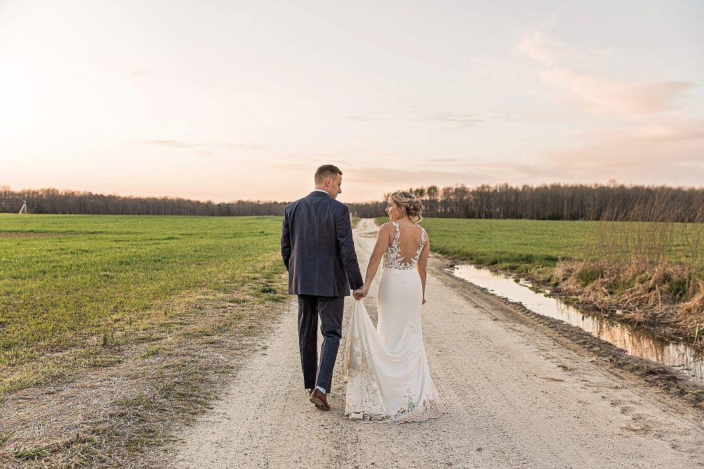 Covered Bridge Inn, Lewes Delaware Wedding